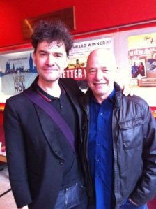 Mark Cousins & Iain McKinna